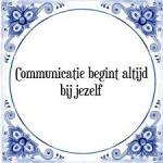 Recente communicatie